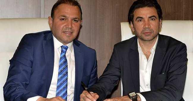 Osman Özköylü resmen Adana Demirspor'da