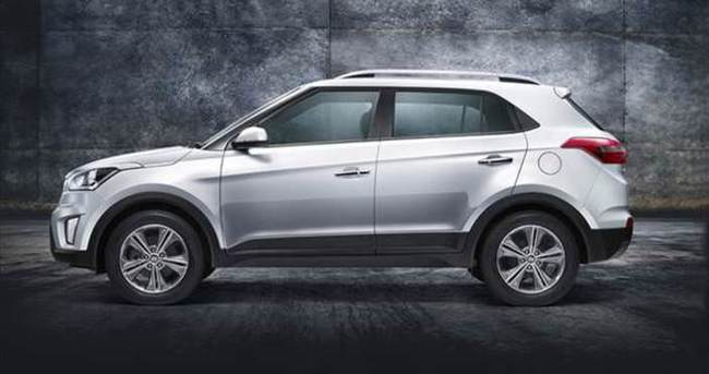 Hyundai'nin küçük sınıf Crossover'ı Creta