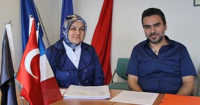 Fransa'da Türklere 'terörist' hakareti