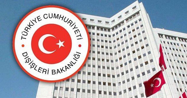 Türkiye'den 'oruç yasağına' tepki