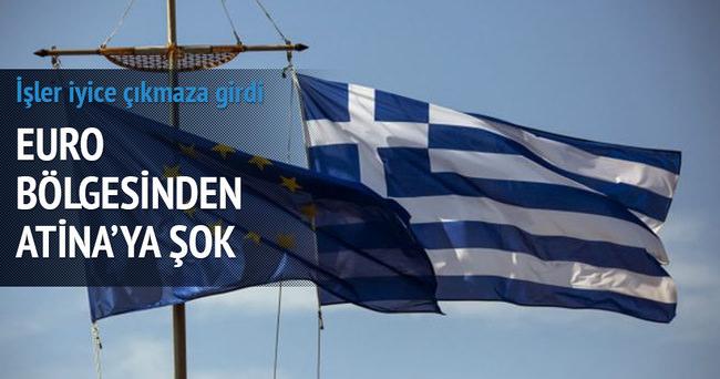 AB'den Yunanistan'ın son dakika teklifine ret