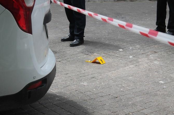 Adalet Bakanlığına Saldırı