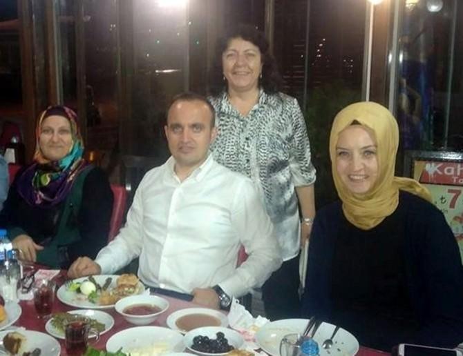 AK Parti Milletvekili Turan, Kadınların Sahur Programına Katıldı