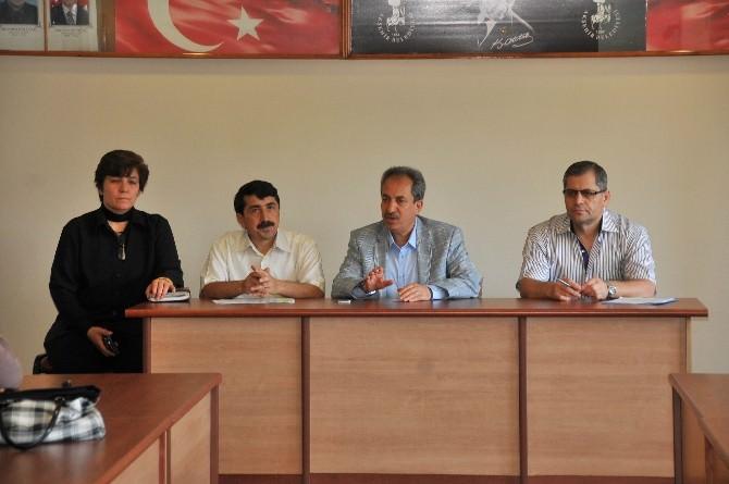 Akşehir Belediyesi'nde 54 Geçici İşçi İş Başı Yapacak