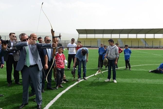 Ardahan'da Yaz Spor Okulları Başladı
