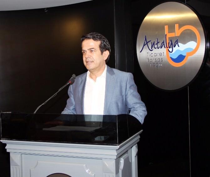 ATB Başkanı Çandır, Gündeme İlişkin Ekonomiye Değerlendirdi