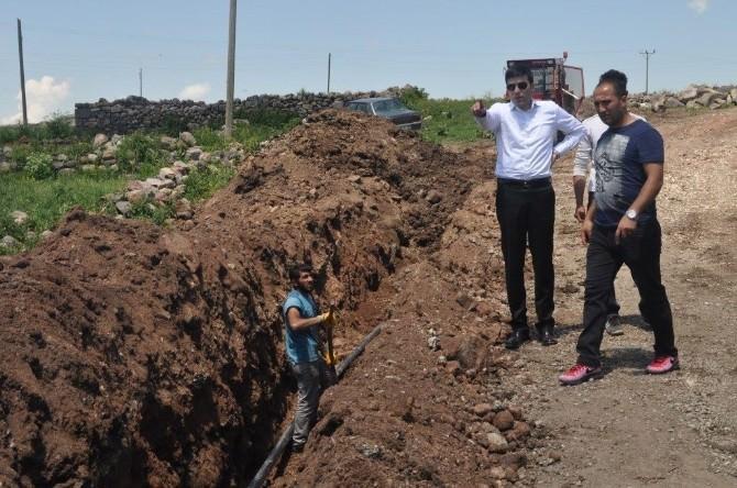 Bacıoğlu Köyü Suya Kavuşuyor