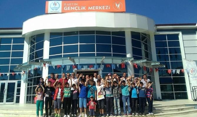 Gençlik Merkezi Kampları Başladı