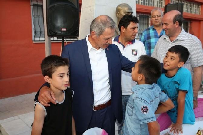 Adapazarı Belediyesi Üçüncü Halk İftarı Yeni Cami'de Yapıldı