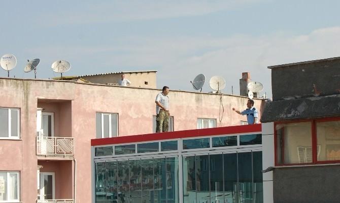 Bursa'da Bunalıma Kişi İntihar Girişiminde Bulundu