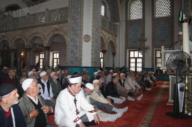 Din İşleri Başkan Vekili Sayan Düzce'de Vaaz Verdi