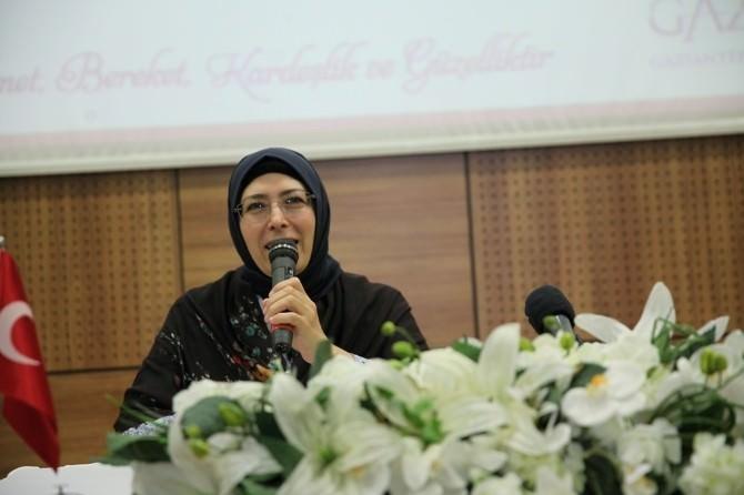 Gazianteplilere Ramazan Ve Çocuk Anlatıldı