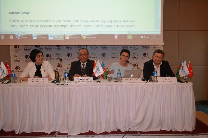 Türkiye Ve Azerbaycan İlişkileri Konuşuldu
