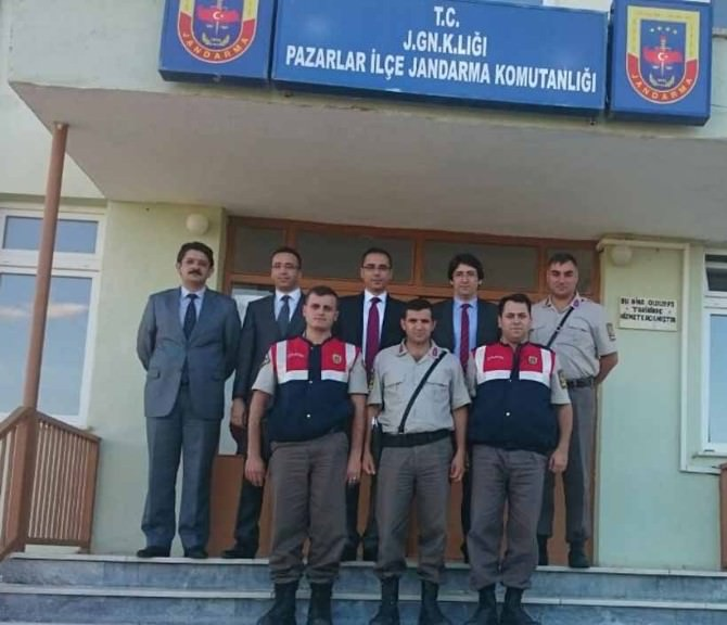 Cumhuriyet Savcısı Ozan Azgıt'tan Veda