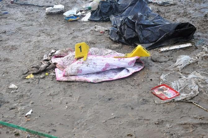 Çöplükte Bebek Cesedi Bulundu