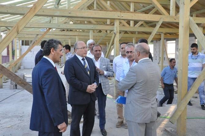 Kültür Bakanlığı Müsteşarı'ndan Dersim Kent Müzesi Ziyareti