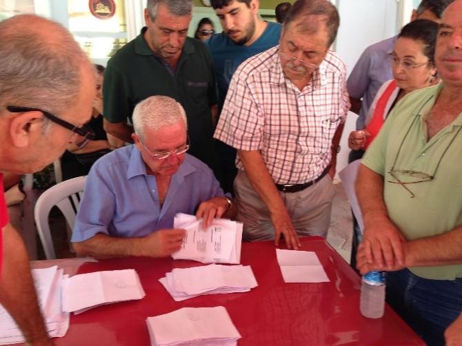Kuşadası Şehit Aileleri Ve Gaziler Dayanışma Derneği Kongresi Yapıldı