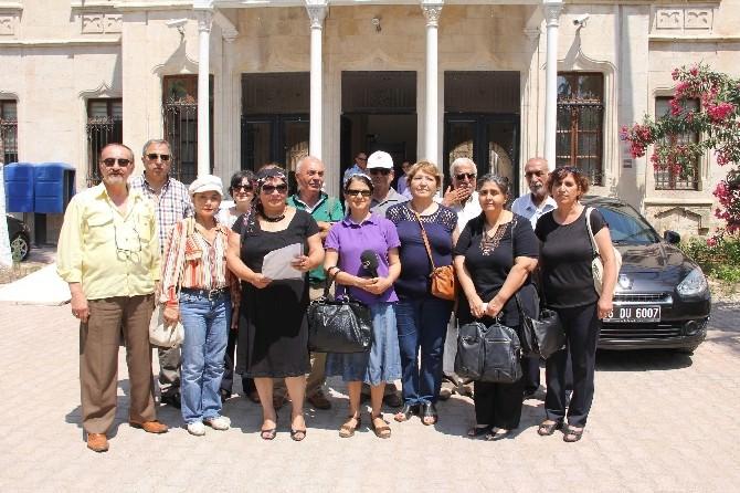 Merçed'den Akkuyu ÇED Raporu Davasının Danıştay'daki Davayla Birleştirilmesine Tepki