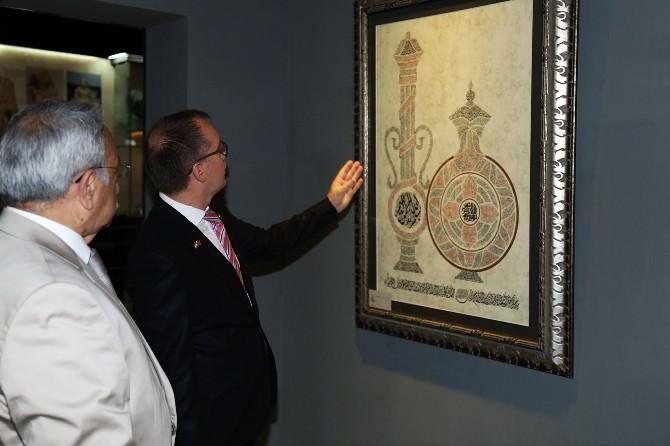 Ramazan'a Özel Sergiler Bursa Kent Müzesi'nde