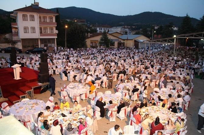 Büyükşehir İftarı 1 Temmuz'da Taraklı'da