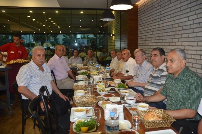 Tffhgd Adana Şubesi'nden İftar Yemeği