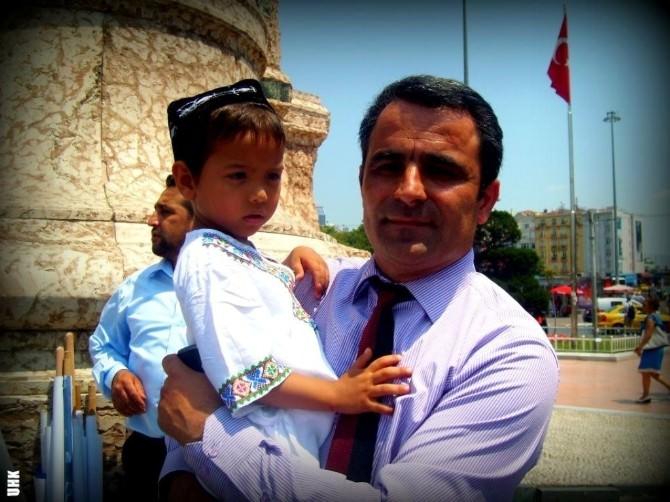 Yavuzaslan: Doğu Türkistan Milli Davadır