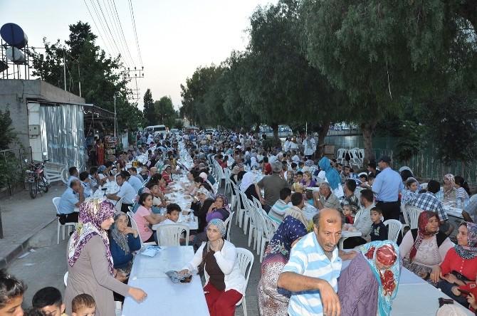 Yüreğir'de Ramazan Coşkusu Devam Ediyor