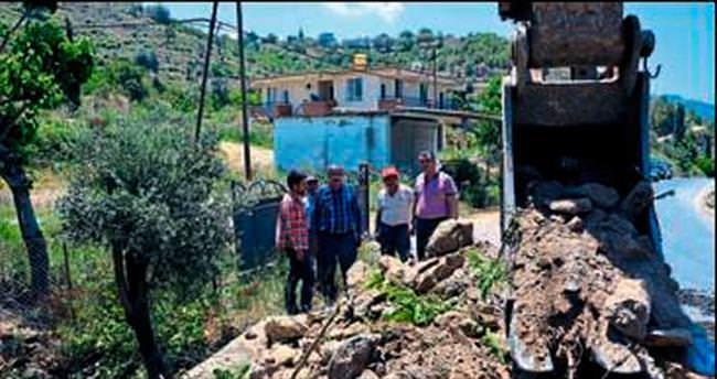 Çamlıca'nın su sorunu çözülüyor