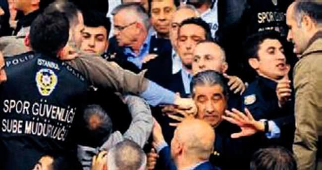 Yumruk cezası 2 bin lira
