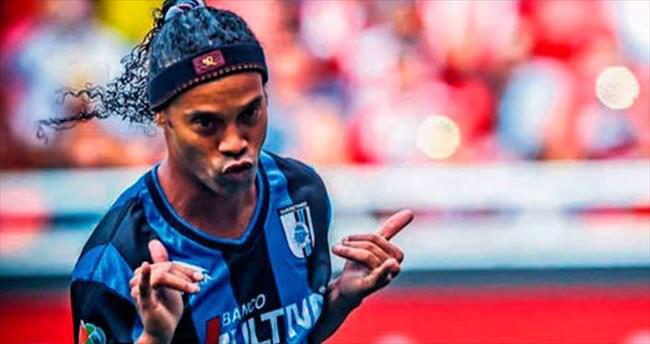 Ronaldinho 6 Temmuz'da Antalya'da