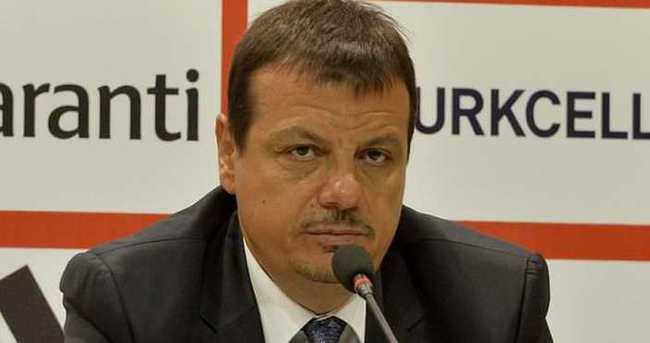 Galatasaray Ergin Ataman ile sözleşme uzattı