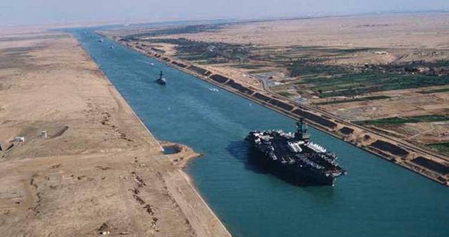 İhracata Süveyş Kanalı katkısı
