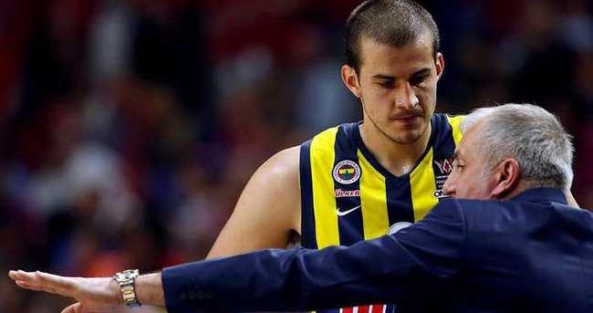 Nemanja Bjelica Fenerbahçe'den resmen ayrıldı