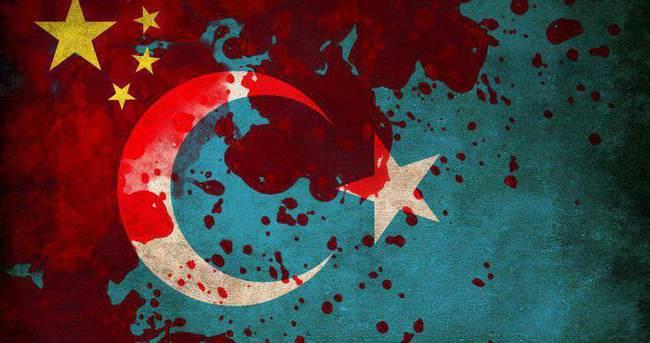 Çin, Türkiye'den rahatsız oldu