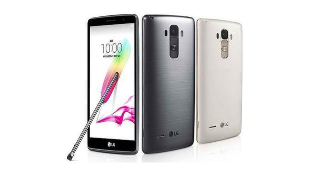 LG G4 Stylus Avrupa'da satışta