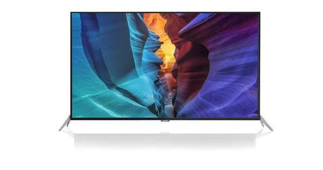 Philips Quantum Dot ekranlı 4K TV'sini görücüye çıkardı