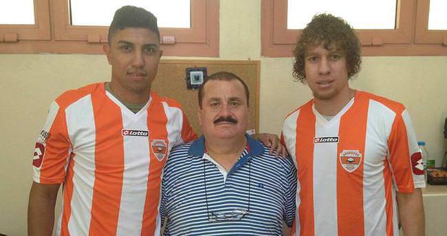 Adanaspor 2 Brezilyalı ile imzaladı