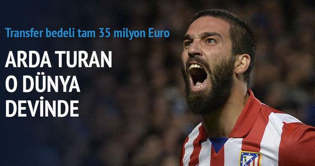 Arda Turan Barcelona'ya imza atacak