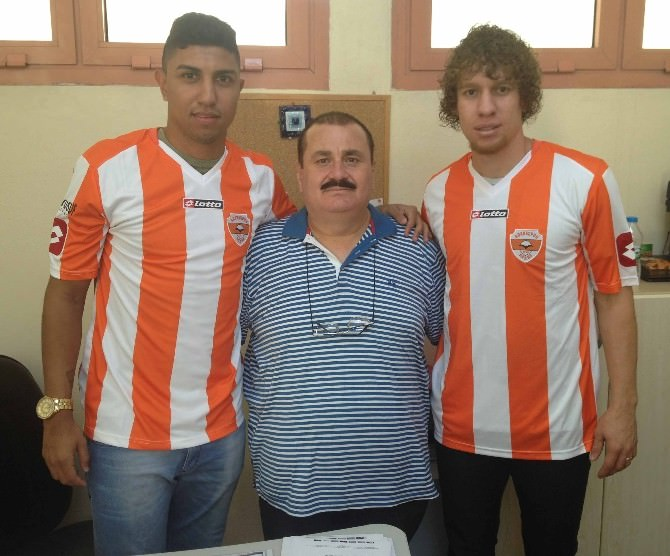 Brezilyalı Dıdı Ve Renan Adanaspor'da