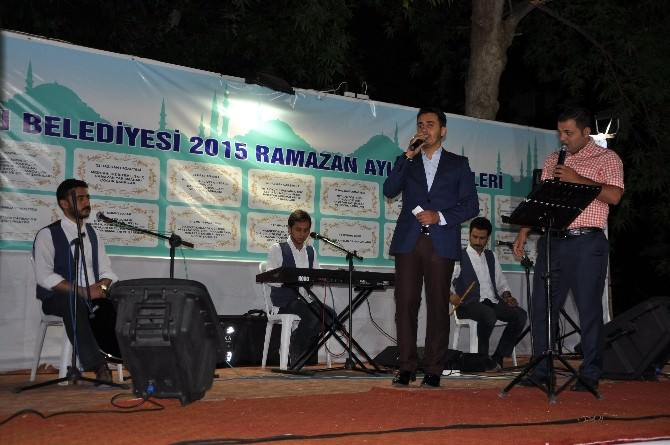 Gölbaşı'nda Ramazan Etkinlikleri