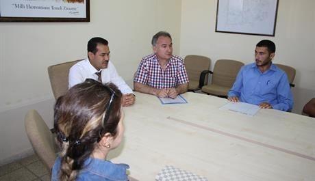 Aksaray'da Yemek Fabrikalarına Gıda Güvenliği Toplantısı