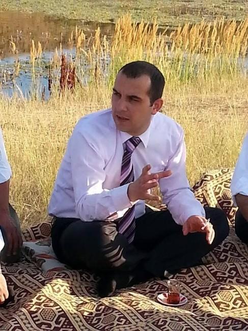 Aşkale Kaymakamı Taşolar, 1.derecede Kadrolu İller İdaresi Genel Müdürlüğü Şube Müdürlüğüne Atandı