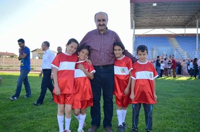 Bor Belediyesi Yaz Spor Okulu Açıldı