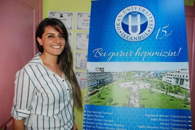 OKAN Üniversitesi'nden Öğrencilere 'Tercih' Desteği