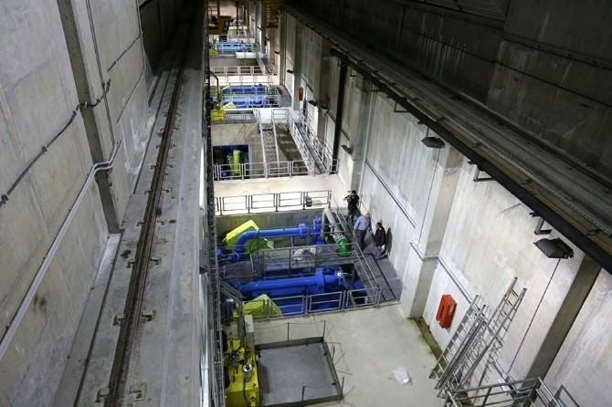 Deriner Barajı Ve Hes Projesinde Üretiminde Rekor Kırıldı