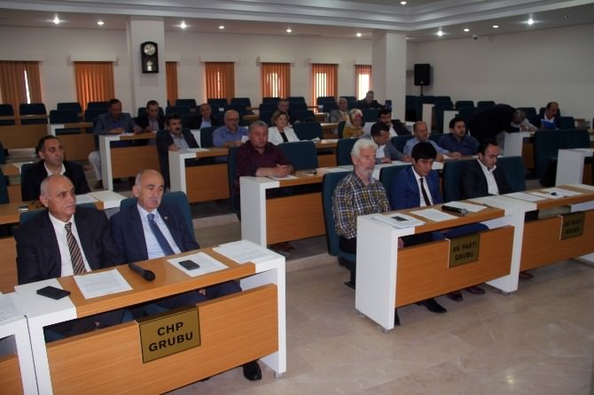 İl Genel Meclisi Seçim Sonrası İlk Toplantısını Yaptı