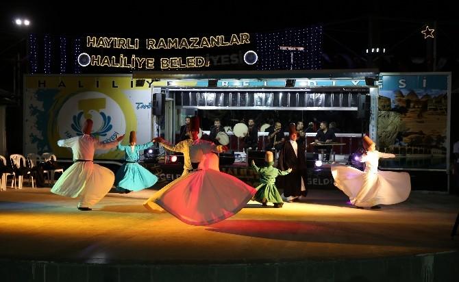 Haliliye'de Ramazan Etkinlikleri Devam Ediyor