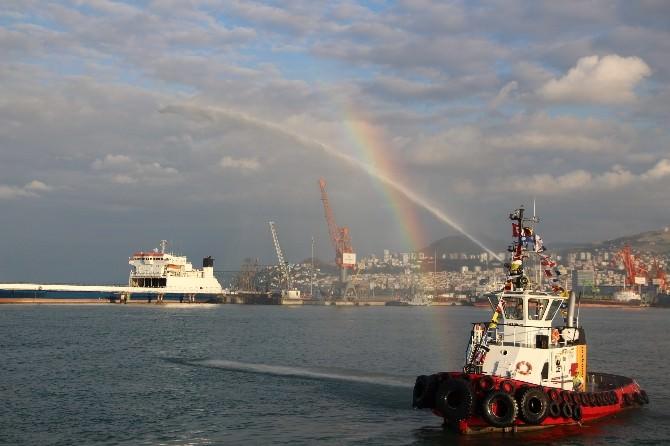 Denizcilik Ve Kabotaj Bayramı'nın 89. Yılı Kutlandı