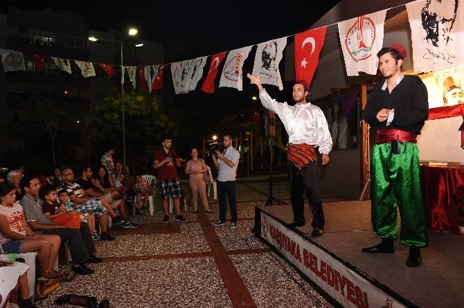 Karşıyaka'da Eğlence Dolu Ramazan