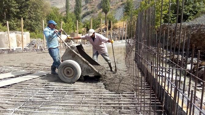 Pütürge'ye 5 Adet Köprü Yapılıyor
